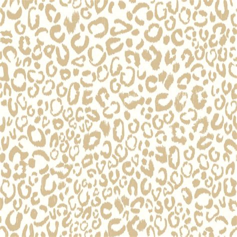 Animal Print Wallpaper For Home - gold animal print wallpaper home decorating ideas