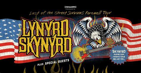 Live Nation Entertainment - Lynyrd Skynyrd Announces Last ...