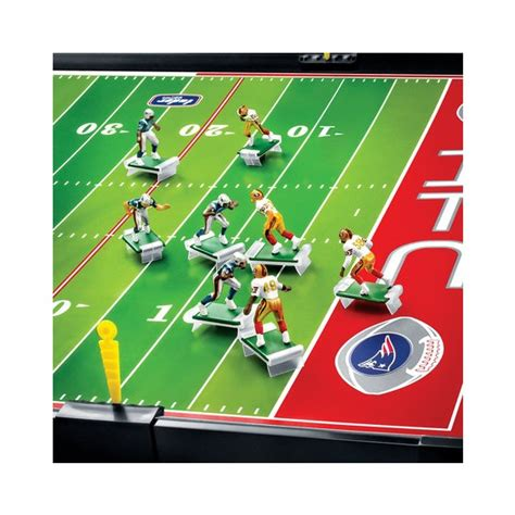 nfl deluxe electric football  tudor games pro