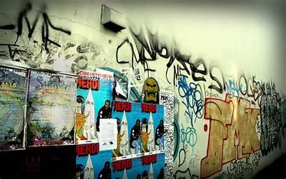 Street Skeletor Abstract Wallpapers Graffiti Urban Wall