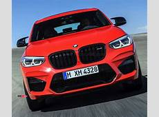 2019 BMW X3M, X4M makes global debut 510 hp, 285 kmph
