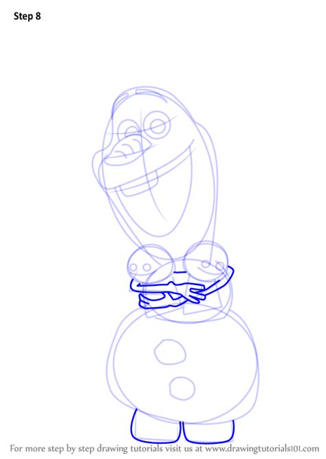 step  step   draw olaf  frozen fever