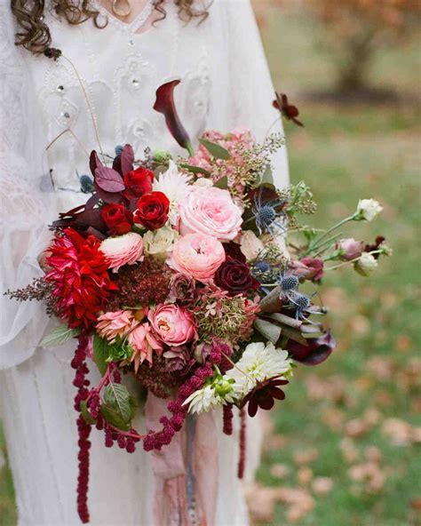 25 Gorgeous Fall Wedding Bouquets Martha Stewart Weddings