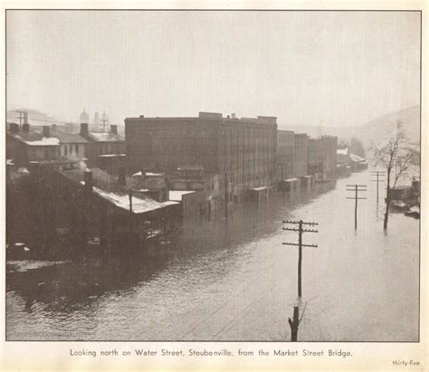 Weirton, West Virginia -- Flood of 1936