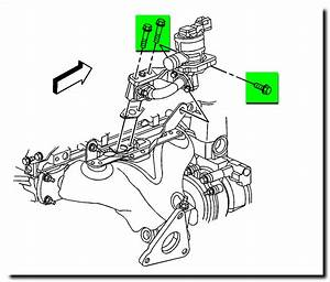 2007 Cobalt Exhaust System Diagram  U2022 Downloaddescargar Com