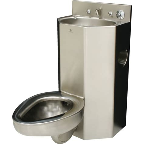 acorn penal ware stainless steel commercial toilet