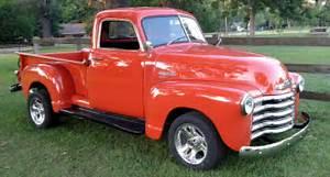 Pick Up Chevrolet 1950 : 1950 chevrolet 3100 pick up truck for sale photos technical specifications description ~ Medecine-chirurgie-esthetiques.com Avis de Voitures