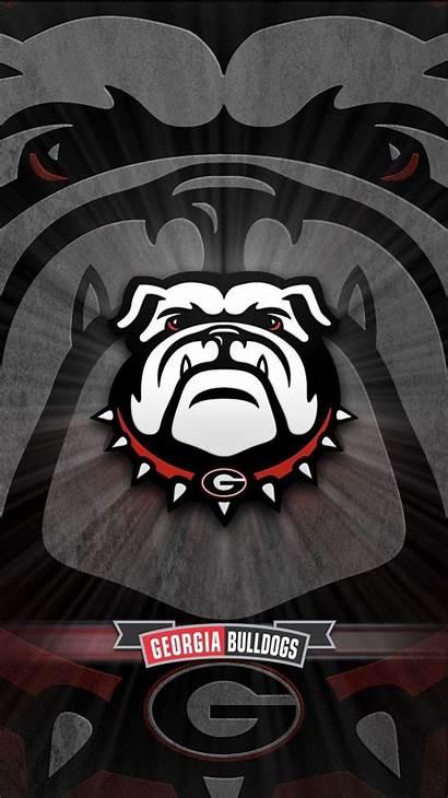 Bulldogs Wallpapers Georgia Iphone Thread Sports Greepx