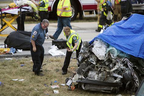 Delaware Crash Survivor Saw Pickup Truck 'driving Wildly