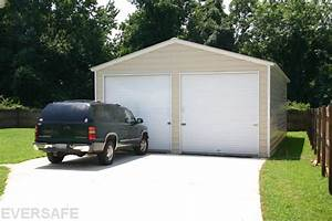 garage buildings by longlife steel buildings With 2 car garage metal building