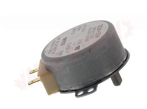wsf ge microwave turntable motor amre supply