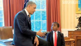 kid president meets the real president i 39 m verklempt awesomely luvvie