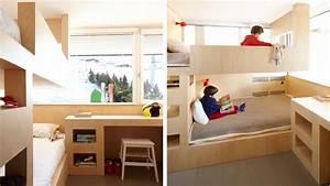 Aménagement Petite Chambre : comment amenager chambre 7m2 ~ Melissatoandfro.com Idées de Décoration