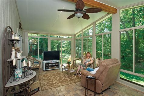 The Top 6 Most Popular Sunroom Floors