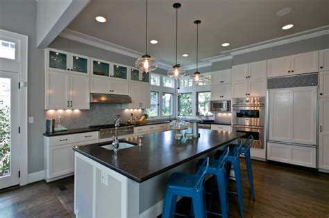 chevy chase residence contemporary kitchen dc metro
