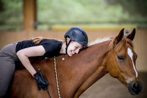share  benefits  horseback riding   resource