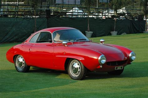 1959 Alfa Romeo Sprint Speciale Pictures, History, Value