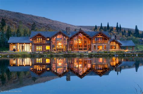 million  acre estate  jackson wy homes   rich