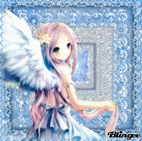 Anime At The Picture 118757582 Blingee Anime Blue For Conky Picture 115532067 Blingee