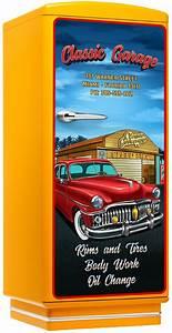 Amerikanischer Kühlschrank Retro Design : amerikanischer retro k hlschrank sunny der 50er jahre in gelb ~ Sanjose-hotels-ca.com Haus und Dekorationen