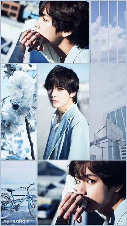 Bts Aesthetic Taehyung Kim Edit Wallpapers Sad
