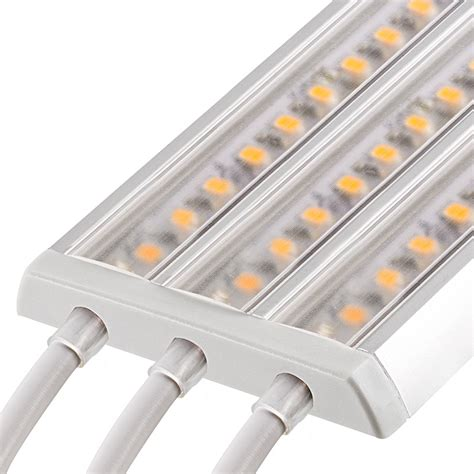 surface mount led lights 3 channel surface mount led profile housing for led