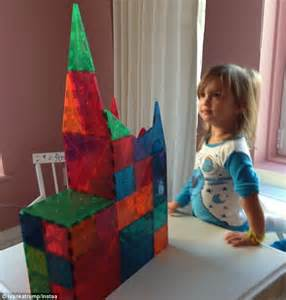 ivanka trump shares photo  growing arabella playing