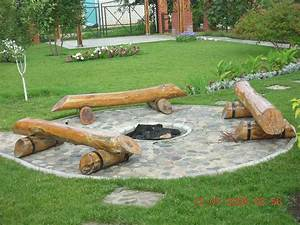 28, Best, Round, Firepit, Area, Ideas, And, Designs, For, 2021