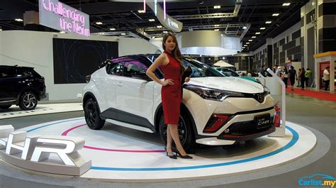 Borneo Motors Launches All-new Toyota C-hr