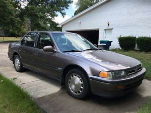 1993 Honda Accord Ex  5 Speed Manual For Sale  Photos