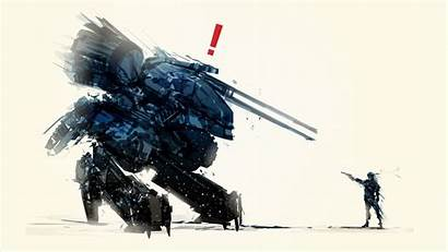Gear Solid Metal Games Backgrounds Wallpapers