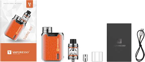 In Swag L Kit by Swag 80w Starter Kit With Nrg Se Tank By Vaporesso