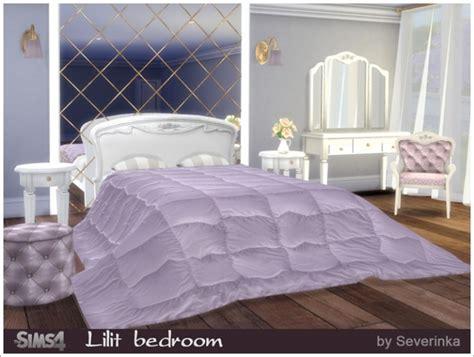 lilit bedroom  sims  severinka sims  updates