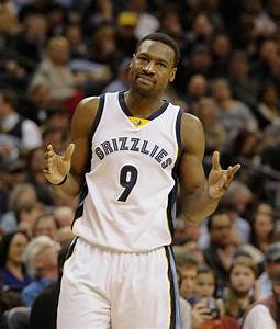 Grizzlies' Tony Allen out vs. Jazz, suspended 1 game for ...