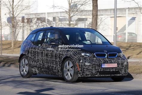 2018 Bmw I3 S Prototype Spotted For The First Time
