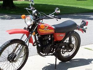 Honda Xl 125 : bikepics 1978 honda xl 125 ~ Medecine-chirurgie-esthetiques.com Avis de Voitures