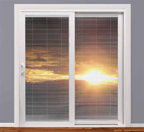 milgard patio doors with blinds tuscany 174 series in swing patio doors milgard
