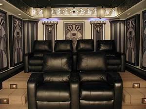 The art of theater design sound vision for Art deco cinema interior