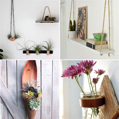 ways  hang plants   wall andreas notebook