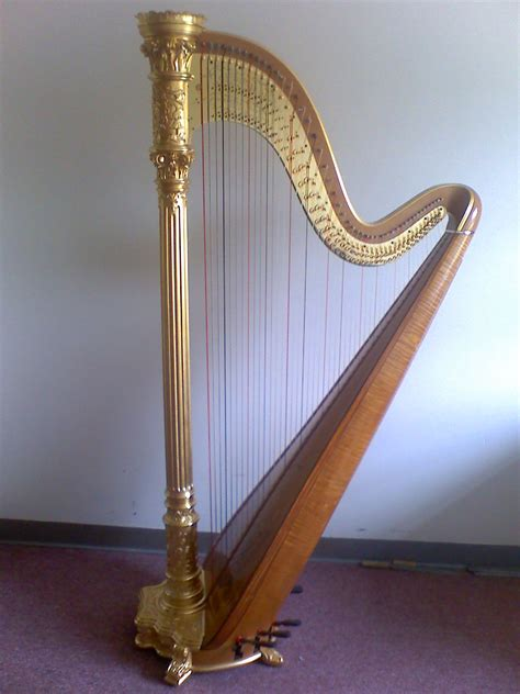 what is a l harp harp values the harp herald