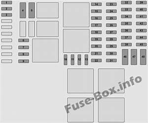 Fuse Box Diagram  U0026gt  Opel  Vauxhall Vivaro B  2015