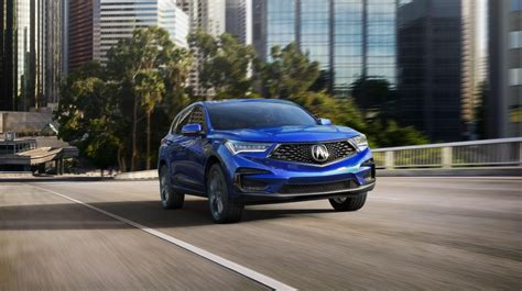 the all new 2019 acura rdx leith acura cary blog