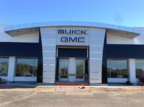 Buick Gmc by Tfc Canopy Buick Gmc Dealerships Architectural Cladding