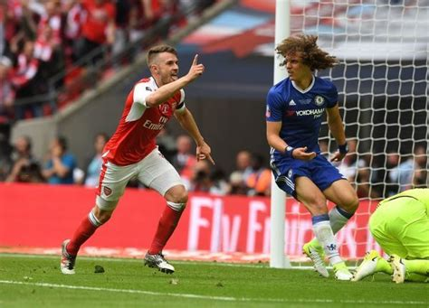 Arsenal v Chelsea The Emirates FA Cup Final (#13587934 ...