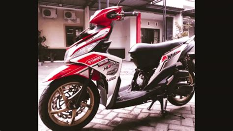 Gambar Motor Yamaha Mio Z by Gambar Modifikasi Yamaha Mio Z 2018