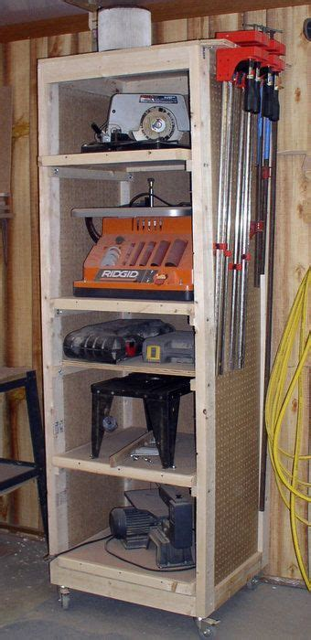 shop rolling cabinets  cincywoodworker  http