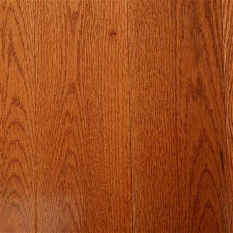 Bruce Hardwood Floors Distressed Oak Gunstock by Bruce Oak Gunstock 3 4 In Thick X 5 In Wide X Random