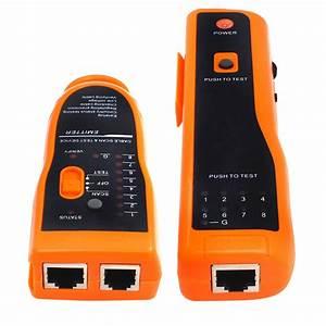 Utp Stp Cat5 Cat6 Rj45 Lan Network Cable Tester Line