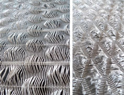 Serge ferrari s.a.® of france has been manufacturing superior quality architectural, solar protection, marine, marquee and industrial textiles since being founded in 1973. Serge Ferrari Textiles - Architecture - Hélène Lefeuvre | Tissus textiles, Sculpture textile et ...