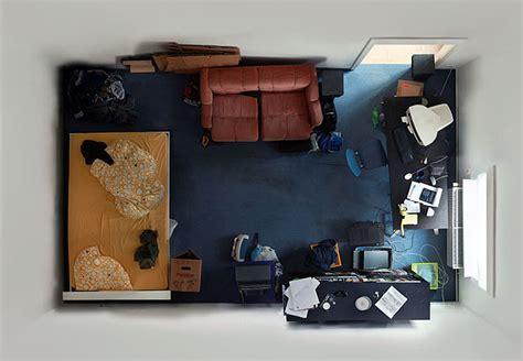 Living Room Birds Eye View by Menno Aden Room Portrait 171 Inhabitat Green Design